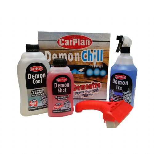 De-Icer windscreen gift pack